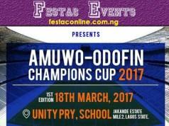 Amuwo Odofin Champions Cup