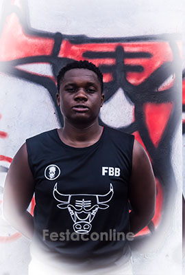 Anthony Chukwuebuka- Festival Basketball Bulls
