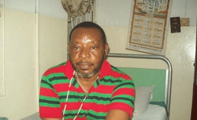 Nollywood Actor Prince James Uche is Dead