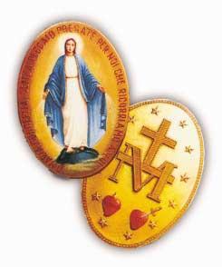 medaglia miracolosa