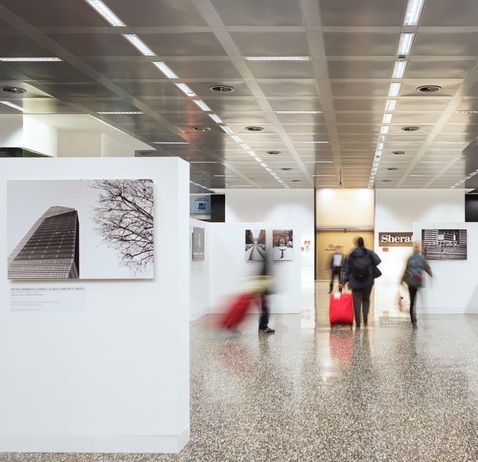 """Milano.ti amo, una mostra """"in volo"""""""