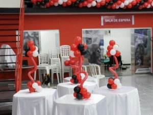 Decoracao baloes empresa142