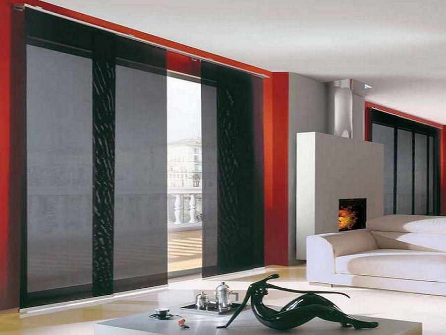 Tende eleganti per il soggiorno: Tende Moderne Tende A Pannello Tende A Pannello Per Interni