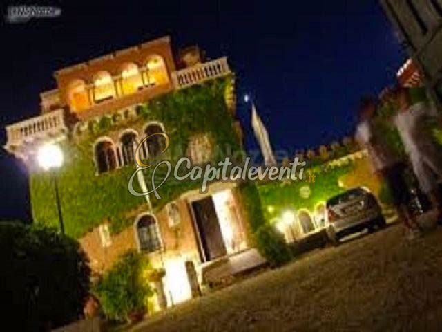 Castello Miramare Maccarese  Feste 18 anni Roma