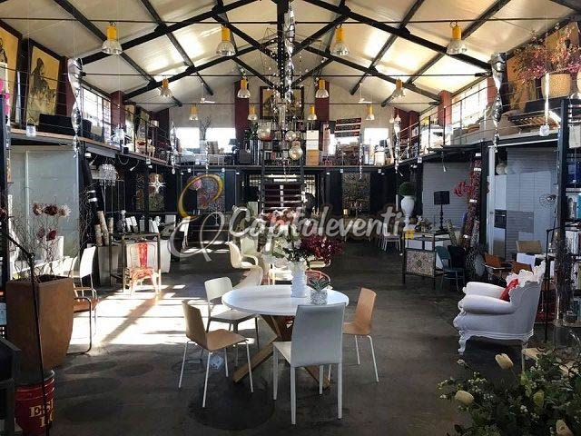 Officine Factory Roma Casalpalocco via Giuseppe Micali 20