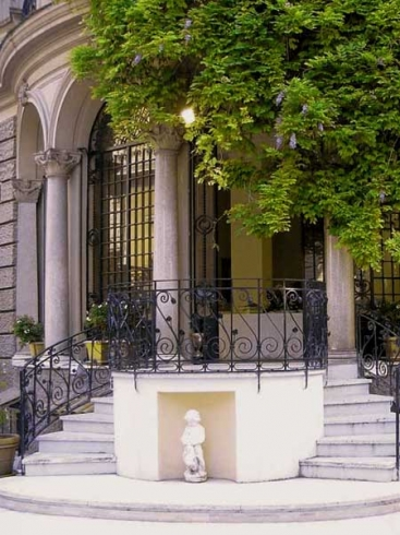 Villa Mercadante Roma
