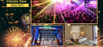 Capodanno 2019 as hotel limbiate fiera