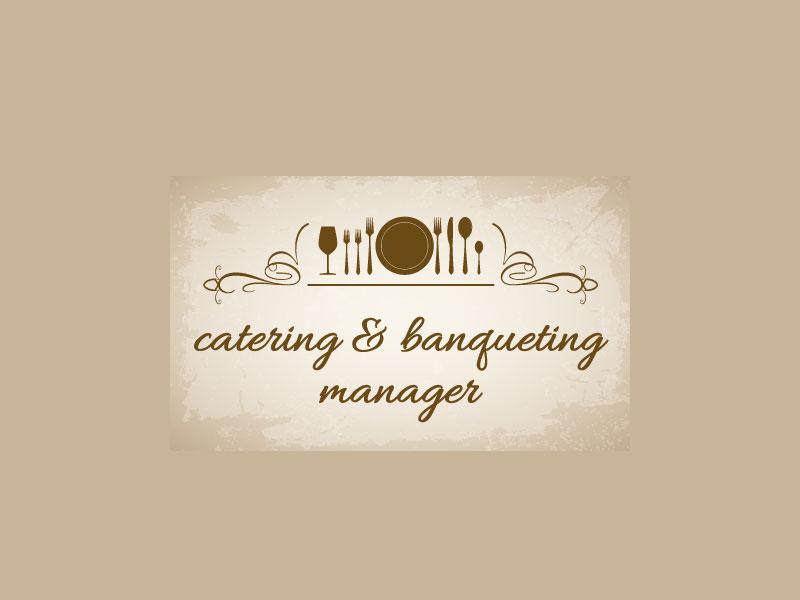 Catering Manager - Festeggiando Catering
