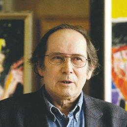 2005 Sváby Lajos A Nemzet Művésze címmel kitüntetett, Kossuth Lajos-díjas, Munkácsy Mihály-díjas festőművész