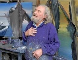 2004 Kokas Ignác Munkácsy Mihály-díjas, érdemes művész címmel kitüntetett magyar festőművész. A Magyar Művészeti Akadémia rendes tagja