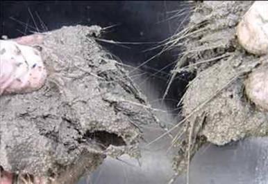 włókna polipropylenowe w betonie
