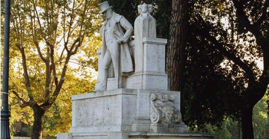 monumento a gioacchino belli