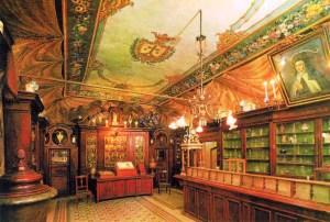 Tra unguenti, sali miracolosi ed erbe medicinali: S. Maria della Scala, la farmacia più antica di Roma