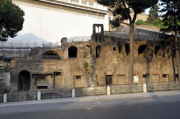 L'insula dell'Ara Coeli: un palazzo in affitto nell'antica Roma