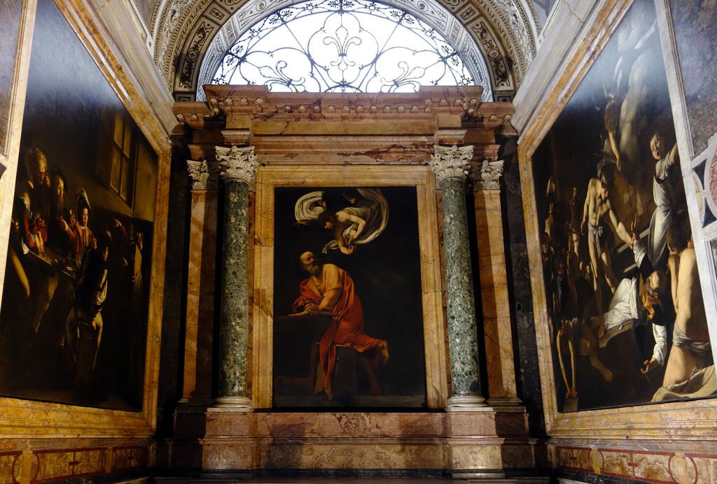 Sulle tracce di Caravaggio