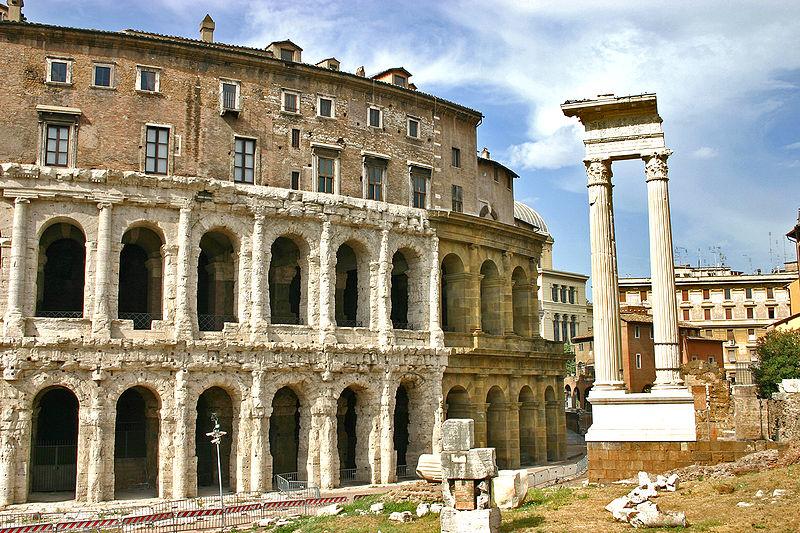 Roma com'era... Ricostruendo i teatri della città antica