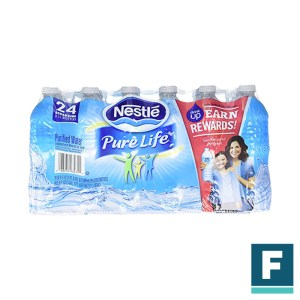 FP-WAT-24 Festiport 24 pack water - whole case
