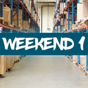 Festiport Storage - Coachella Weekend 1