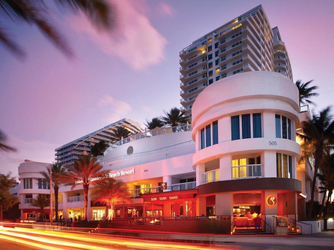 Tortuga Music Festival hotels. Hilton Ft. Lauderdale Beach Club