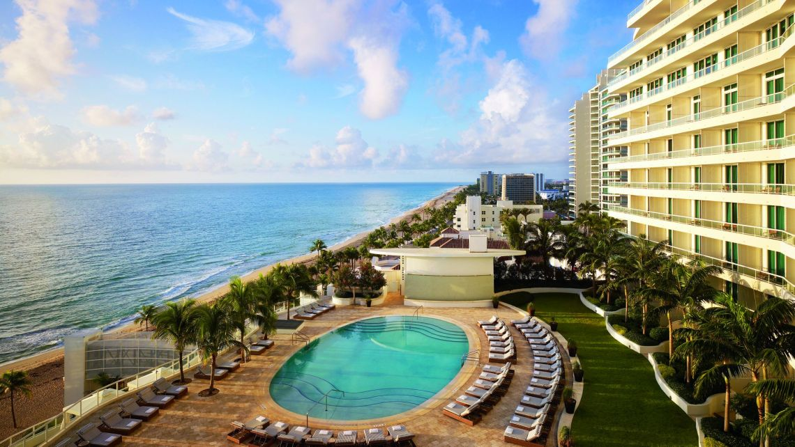 Tortuga Music Festival hotels. The Ritz-Carlton
