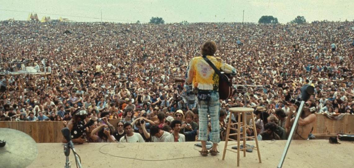 Music and Art Festival History and Importance - Woodstock