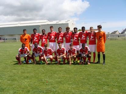 35eme-U17- Stade Brestois