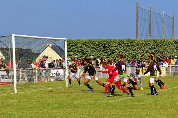 U15- Le but de la victoire pour KAS EUPEN !