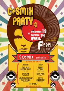 Cosmix Party 3 a Ferel