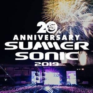 SUMMER SONIC 2019 TOKYO