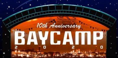 9月開催「BAYCAMP 2020」第4弾発表でgroup_inouが4年ぶり出演決定&チケット先着先行発売中