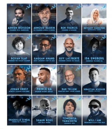 今週末開催「Tomorrowland Around The World, the digital festival」のInspiration Sessions登壇者発表でウィル・アイ・アム、山下智久の出演も