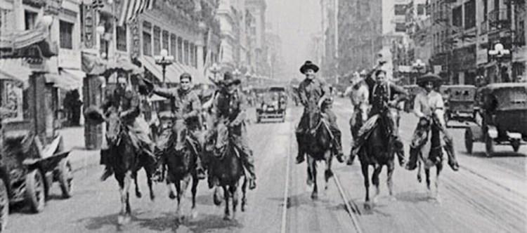 Festival Play it again | Bucking Broadway – A l'assaut du boulevard