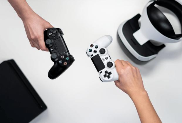 playstation gaming pads