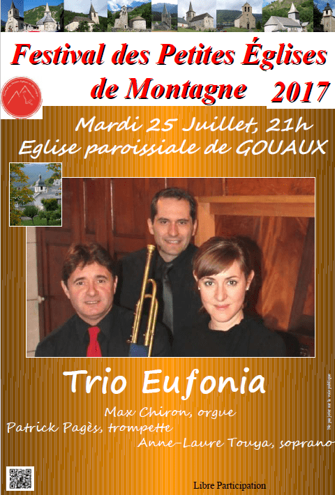 trio Eufonia à Gouaux