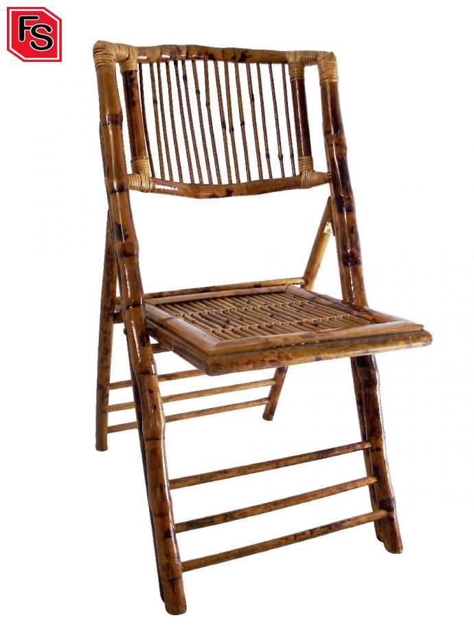 Alquiler de silla bamb plegable