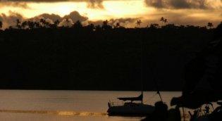 Tonga lago