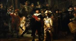 Rembrandt Van Rijn La ronda di notte