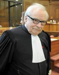 Henri Leclerc, avocat