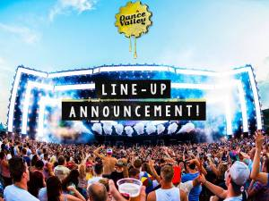 Dance Valley 2015 lineup cover