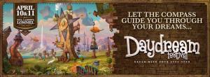 Daydream Festival cover