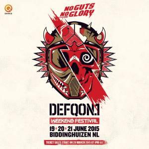 Defqon.1 logo 2015
