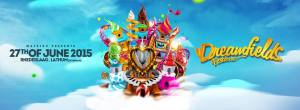 Dreamfields Festival 2015 cover