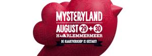 Mysteryland banner