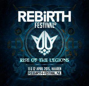 Rebirth Festival 2015 cover