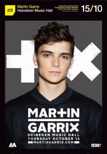 Martin Garrix ADE poster 15-10
