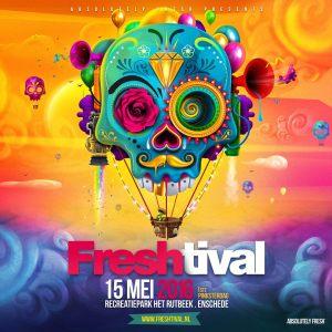 Freshtival 2016 logo