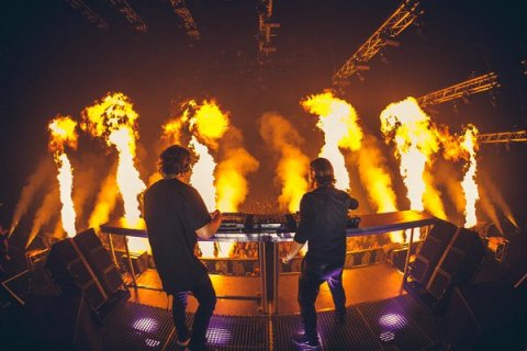 Axwell Ingrosso TFD