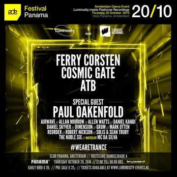 Ferry Corsten ADE