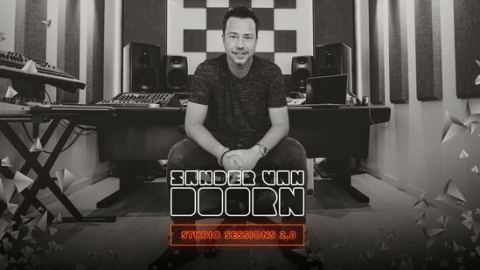 Sander van Doorn Studio Sessions
