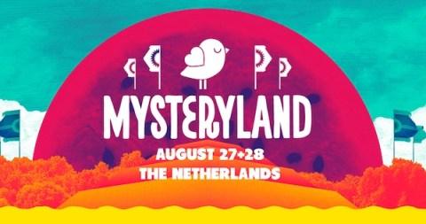Mysteryland 2016 pic